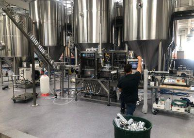 Angelus Craft Brew Servicing