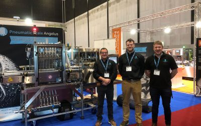 PSA-UK Exhibit at the Siba BeerX 2020